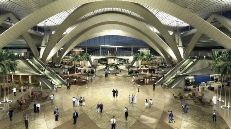 Abu Dhabi Airport 1